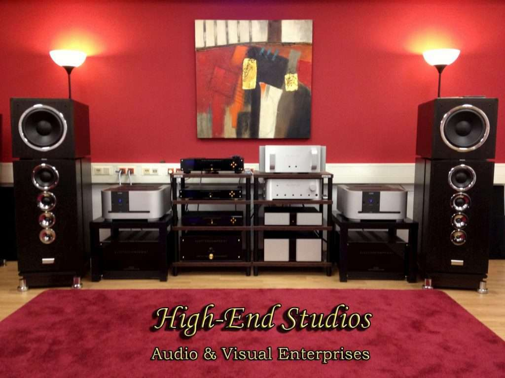 High-End Studios-Audio Visual
